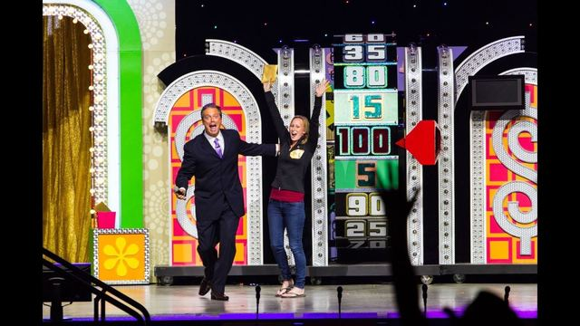The Price is Right live in Monroe