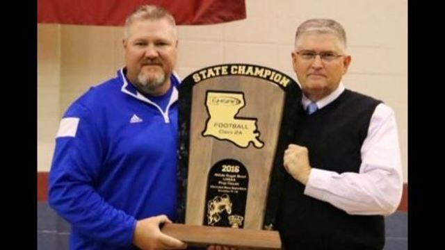 Sterlington football coach stepping down