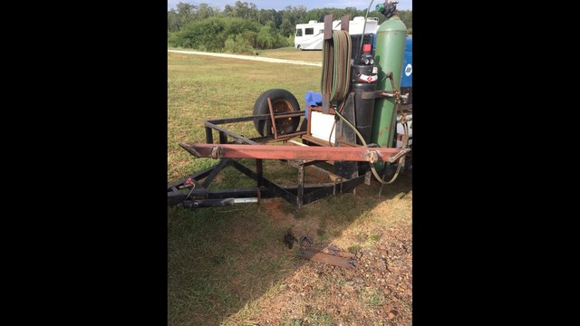 Lincoln Parish deputies searching for stolen welding trailer