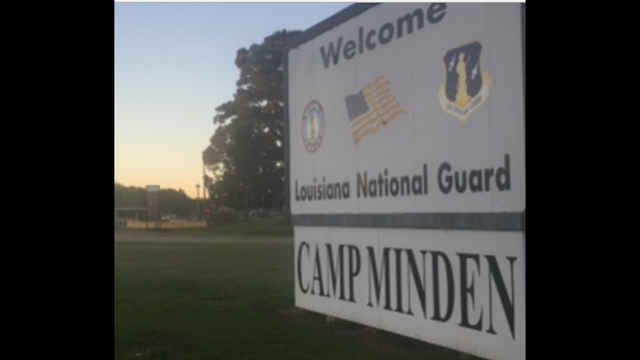 Camp Minden M6 disposal successfully completed