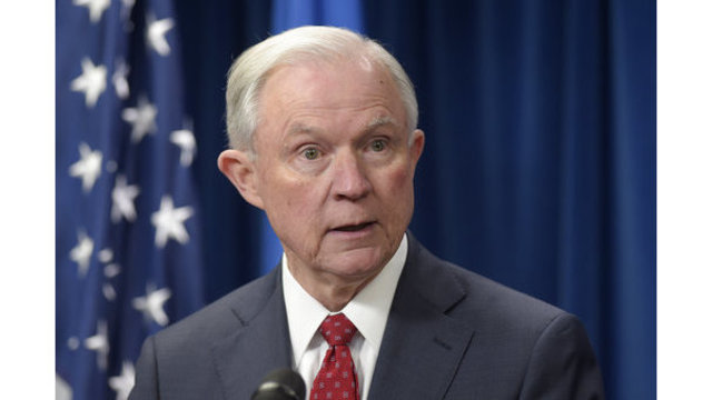 Jeff Sessions says he will discuss Comey with US Senate panel