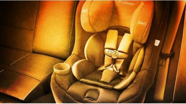 Free child passenger safety seat check event in Bastrop