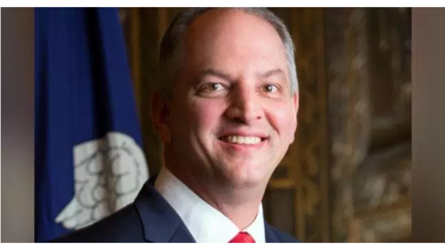 Gov. Edwards re-appointed by President Trump to Council of Governors