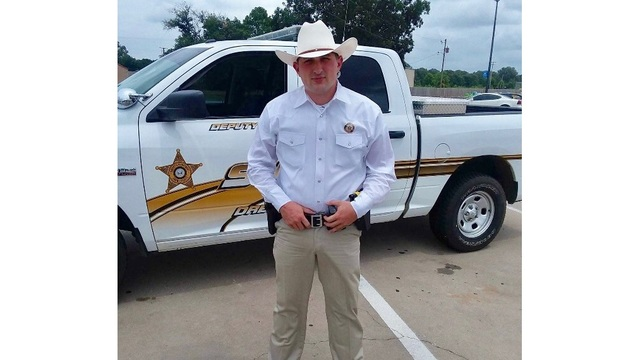 Drew County Deputy killed in vehicle crash