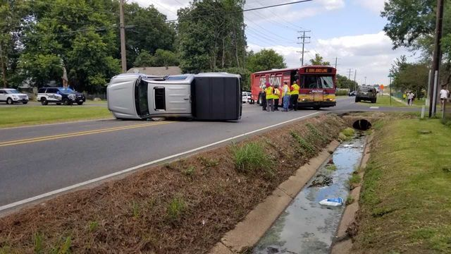 Transit bus and pickup truck accident causes multiple injuries