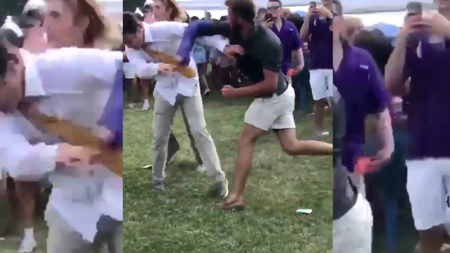 LSU Police investigates tailgating fight before LSU-Chattanooga game