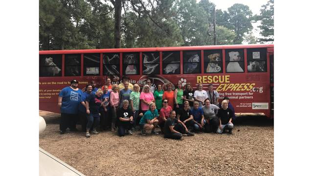 Largest rescue in Northeast Louisiana history takes place in Ruston