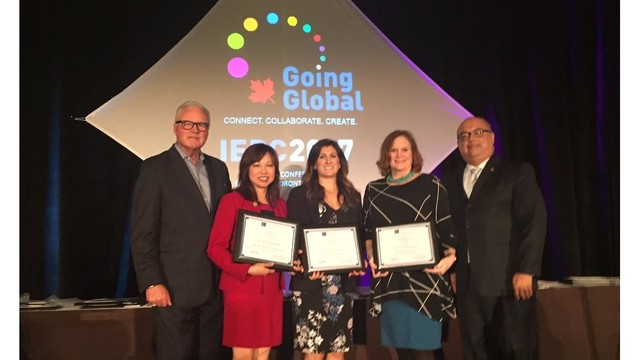 NLEP wins 3 excellence in economic development awards