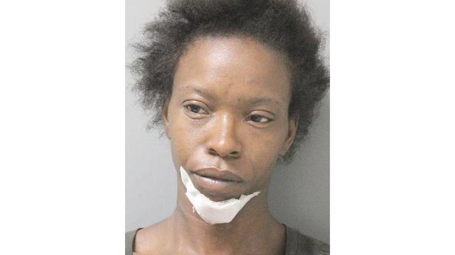 Report: Naked woman accused of arson threats