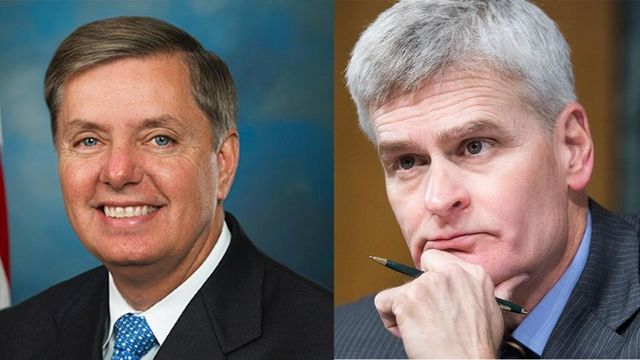 Graham, Cassidy to take last shot at replacing Obamacare... maybe