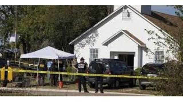 Texas church where 26 were massacred to be demolished