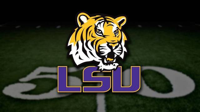 Strong Second Half Sends LSU to 33-10 Victory over Arkansas