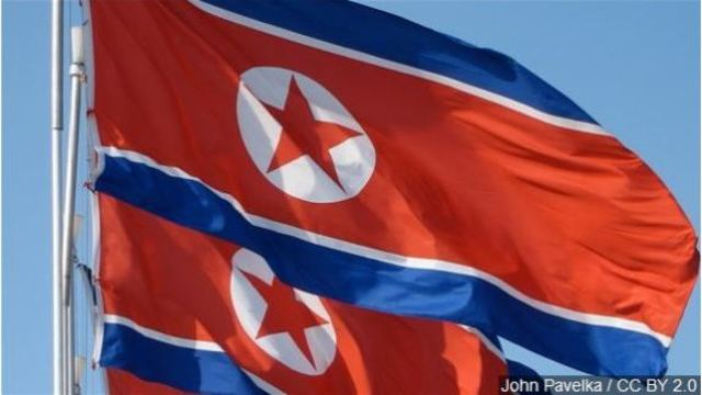 American detained trying to enter North Korea: report