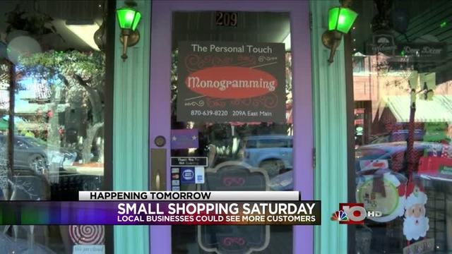 Small Business Saturday brings local businesses together