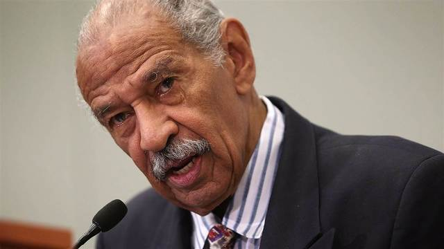 The Latest on allegations of sexual misconduct against Rep. John Conyers