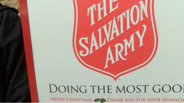 Salvation Army hoping to raise $45K on Saturday for Red Kettle Campaign