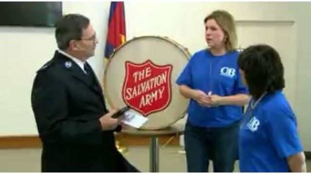 Red Kettle Campaign Finishes Strong