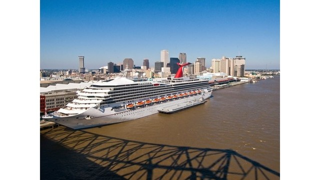 Woman falls from balcony, dies aboard Carnival cruise