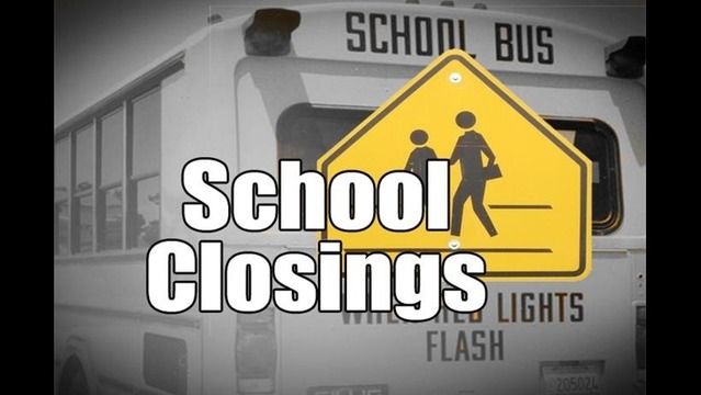Winter Weather Closings: February 24