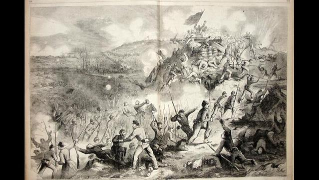 why was the battle of vicksburg fought