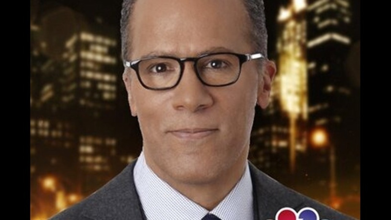 A Sit Down With NBC News Anchor Lester Holt