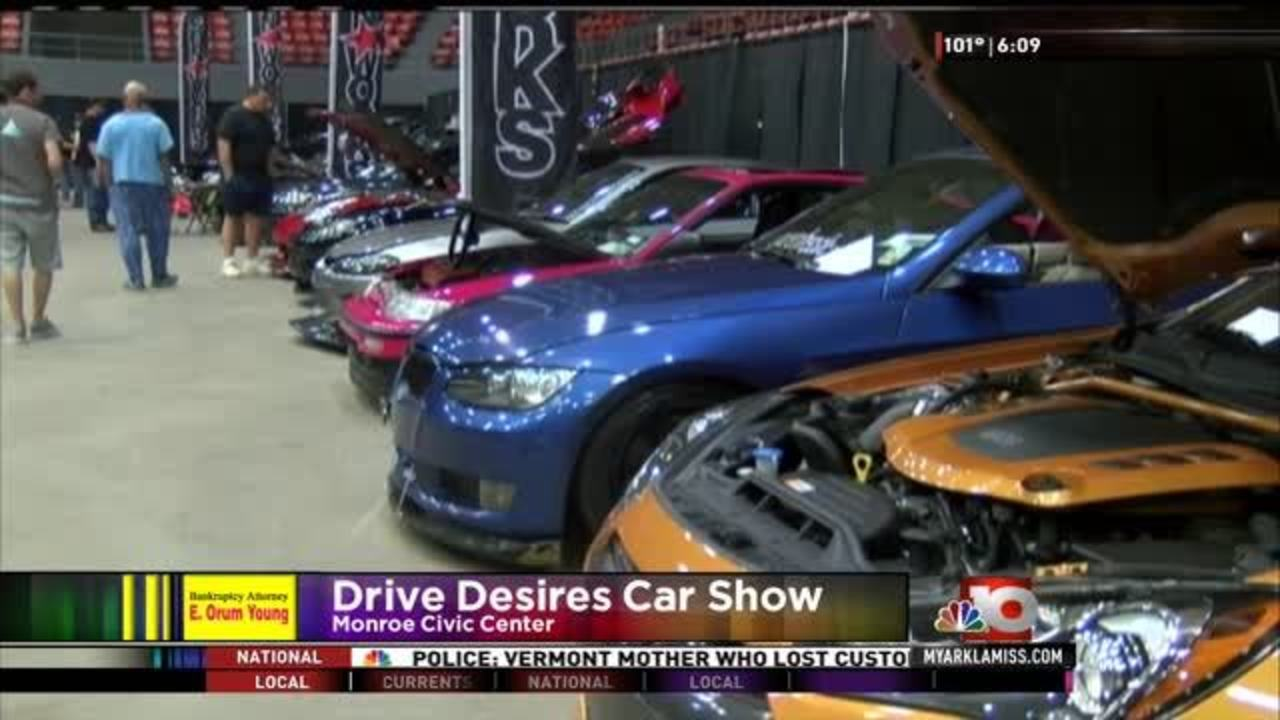 Th Annual Driven Desires Car Show - Civic center car show