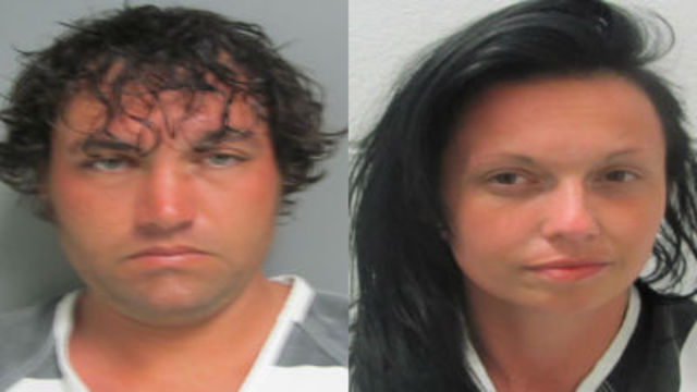 Naked Couple Goes for a Jog, Leaves 20 Month-Old Baby On Beach