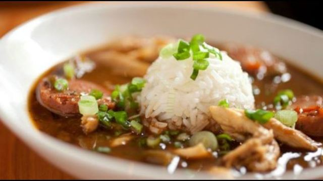 Today is National Gumbo Day!
