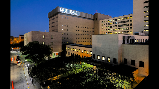 Edwards: LSU Medical School not moving