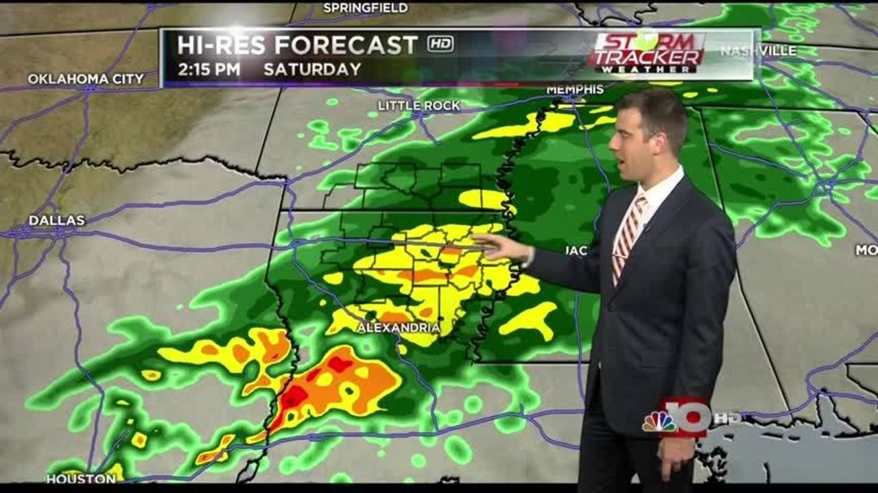 Weather Forecast- Friday, December 30th