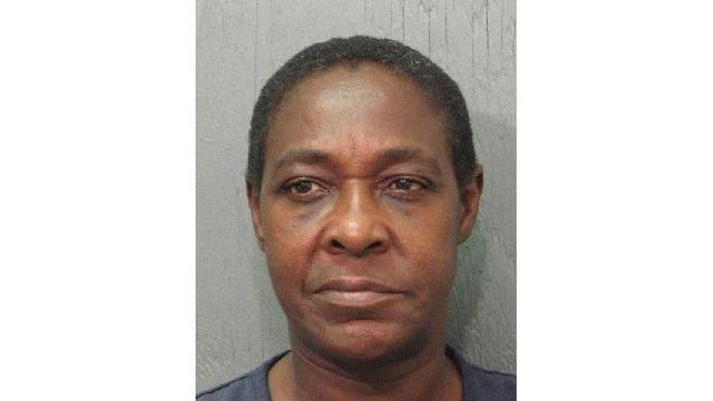 Woman arrested for cruelty to the infirm