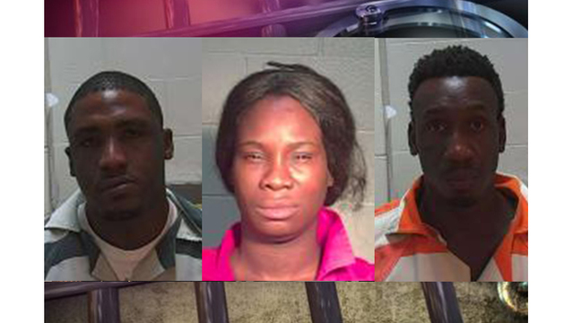 3 Arrested on drug charges in Lincoln Parish