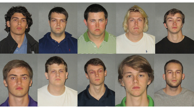 10 LSU students to be arrested in hazing death investigation