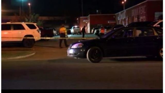 Woman dies after husband runs over her in parking lot