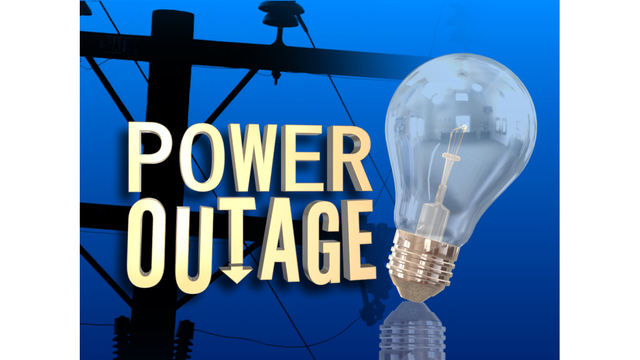 Entergy power outage in Luna