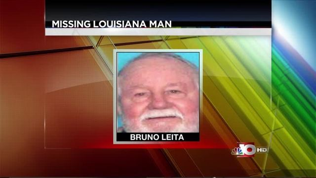UPDATE: Silver alert canceled for missing Louisiana man