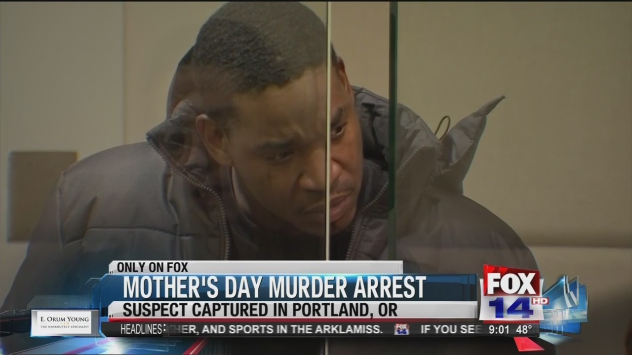 Victim's family speaks after murder suspect gets caught in