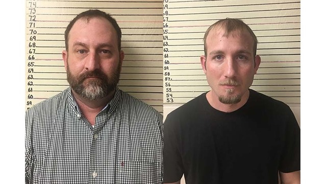 2 Catahoula Parish Sheriff's Office correctional officers arrested for battery, other charges