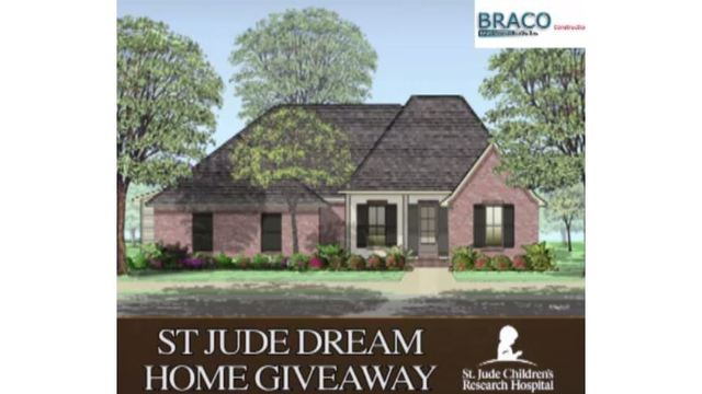 Pictures of st jude dream home 2018.