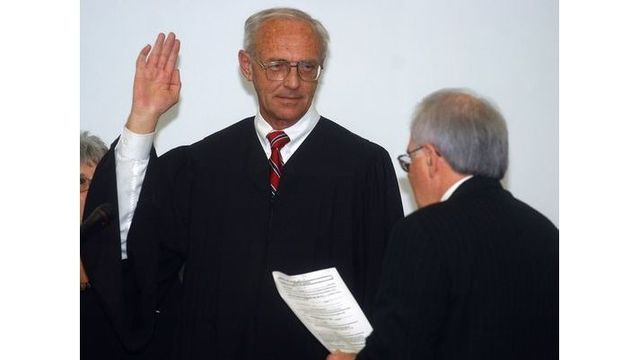 Judge Larry Lolley of Monroe dies at 71