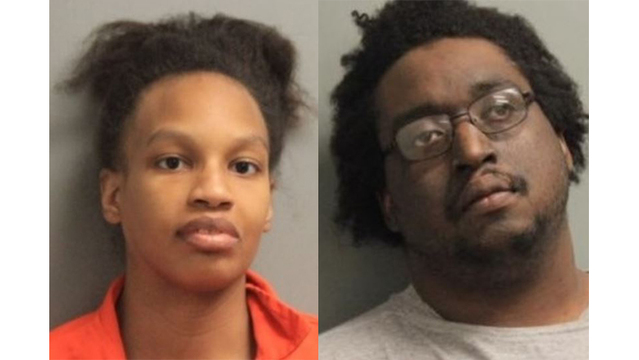 Parents arrested after throwing newborn baby in trash