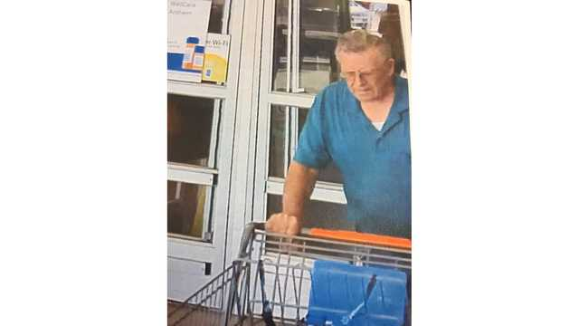 Suspect accused of passing counterfeit check
