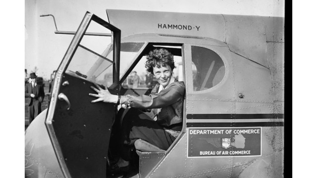 Researcher: Bones found on remote island likely those of Amelia Earhart