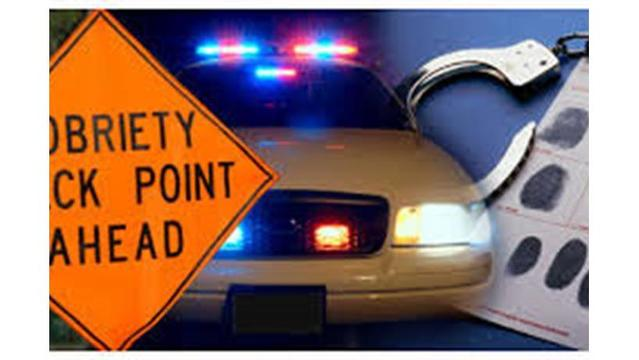 West Monroe checkpoints for March, April 2018