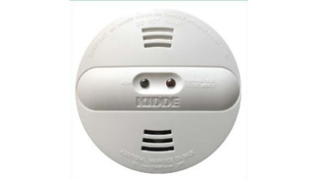 Kidde recalling dual-sensor smoke alarms