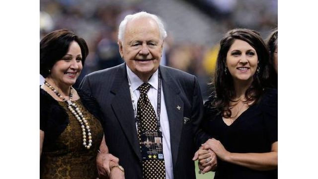 Gov. Edwards orders flag flown at half-staff in honor of Tom Benson