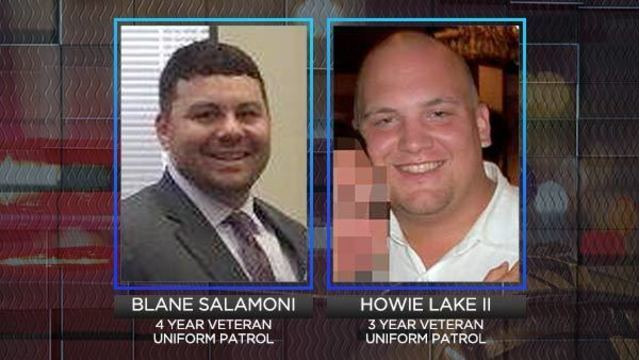 Officer Blane Salamoni's body camera footage