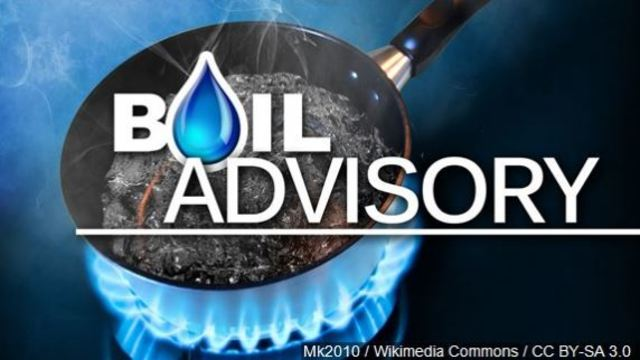 Tri-Water System Issues Boil Advisory