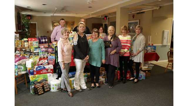 Food Link Day donates to the Ronald McDonald House