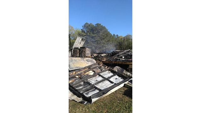 Monticello family loses home in fire
